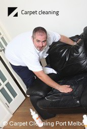 Leather Cleaning Port Melbourne 3207
