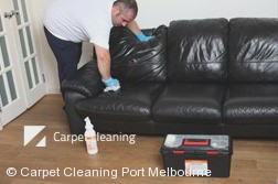 Port Melbourne 3207 Leather Cleaning
