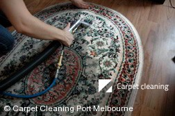 Rug Cleaning Services in Port Melbourne