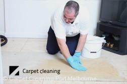Carpet Dry Cleaning Port Melbourne 3207