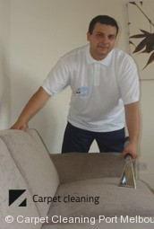 Upholstery Cleaning Port Melbourne 3207