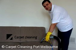 Port Melbourne 3207 Upholstery Cleaning